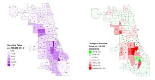 University Of Chicago Map by Chicago U0027s Murder Rate Is Typical For A Major Metropolis U2014 Until