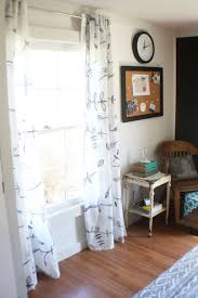 How To Sew A Curtain How To Perfectly Hem Curtains