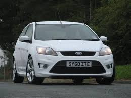 ford focus st 2011 for sale used ford focus 2011 petrol 2 5 st 2 3dr hatchback white