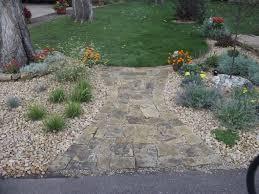 david u0027s front yard rock garden in colorado day 1 of 2 in david u0027s