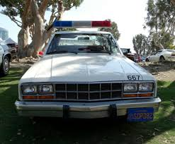 1978 1982 ford fairmont u2013 police car