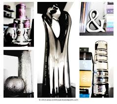 home decorating accents embracing metallic home décor accents stilettos and sweatpants