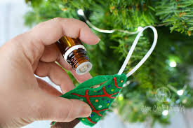 diy scented christmas tree ornaments gym craft laundry