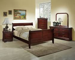 lifestyle b5933 queen cherry louis philippe bedroom set high lifestyle b5933 queen cherry louis philippe bedroom set high point furniture distributors