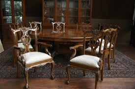 large round wood dining room table country bedroom design with large round mahogany dining room table