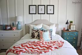 three inspiring before and after bedroom renovations on a budget