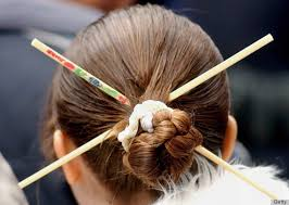 hair sticks 90s hair trends that should never come back huffpost