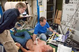 Ultrasound Technician Facts Nasa Human Research Facility Ultrasound On The International