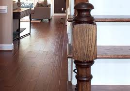 Hardwood Flooring On Stairs Floor Complements Impressions Hardwood Collections