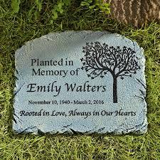memorial garden personalized rooted in memorial garden marker walmart