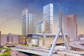 Td Garden Layout Ginormous Project Next To Td Garden Could Start This Year Curbed