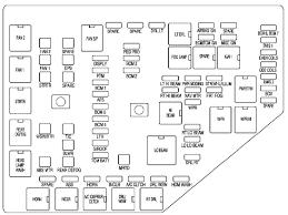 cadillac cts mk2 second generation 2009 u2013 fuse box diagram
