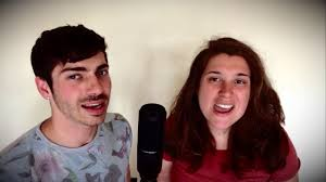 halo beyoncé cover by emily barrett and chris folwell youtube