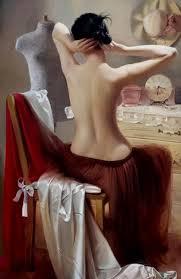 desnudo femenino pinturas jpg 812 1252 obras de arte