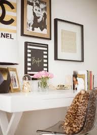 Owl Desk Accessories by La Home Office Tour Mia Mia Mine
