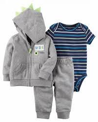 Popular Conjunto Carters Menino - três peças: calça + body + casaco com  #IW58