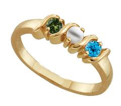 6 mothers ring f 2 to 6 simulated stones s ring