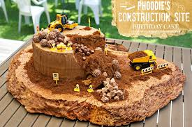 construction birthday cake phoodie s construction site birthday cake phoodie
