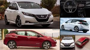 nissan leaf apple carplay nissan leaf 2018 pictures information u0026 specs