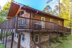 timber jay log cabin rental lake vermilion white eagle resort
