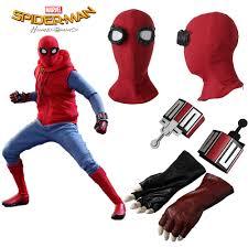 aliexpress com buy cosplaydiy spider man homecoming costume