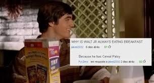 Walt Jr Breakfast Meme - latest memes memedroid