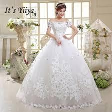 wedding frocks aliexpress buy free shipping yiiya sleeves high
