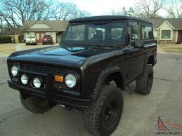 1967 nissan patrol interior lifted early classic ford bronco