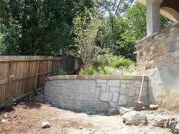 Build A Small Home How To Build A Small Retaining Wall With Cinder Blocks Cadel