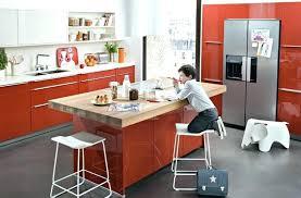 table ilot cuisine haute chaise pour ilot de cuisine chaise haute pour ilot central cuisine