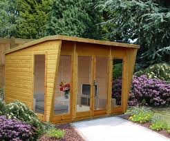 Summer House For Small Garden - free diy wooden shed plans genuine woodworking projects