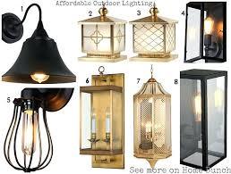 Outdoor Designer Lighting Designer Light Fixtures Designer Lighting Light Fixtures At