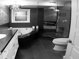Gray Tile Bathroom Ideas by Black And White Tile Bathroom Decorating Ideas Acehighwine Com