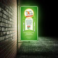 desain gambar neon box cahaya kreasi adv karena promosi tetaplah penting meski usaha
