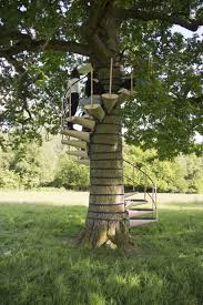 a portable staircase for trees neatorama