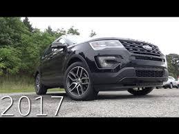 review ford explorer sport 2017 ford explorer sport review in 4k 3 5l ecoboost turbo
