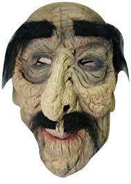 old man mask for halloween fun u0026scare old man mask party mask price in india buy fun u0026scare