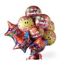 cheap balloon bouquet delivery happy birthday balloon bouquet at send flowers