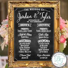 Wedding Program Chalkboard 77 Best Chalkboard Sign Ideas Images On Pinterest Chalkboard