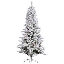 trees slim pre lit stunning ft prelit aspen slim silver