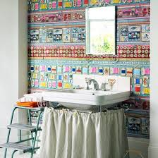 Best Funky Bathrooms Images On Pinterest Bathroom Ideas - Funky bathroom designs