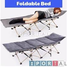 foldable bed price harga in malaysia lelong