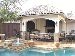 outdoor living areas exteriors