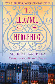 Elegance by The Elegance Of The Hedgehog Amazon Co Uk Muriel Barbery Alison