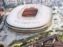 watch barcelona reveals plans for u20ac600 million camp nou