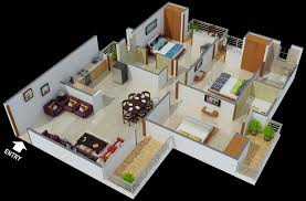 3 bhk house plan 3 bhk house layout plan home deco plans