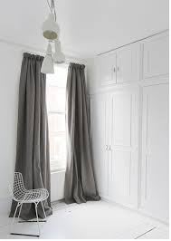 Grey Linen Curtains Grey Linen Curtains Scalisi Architects