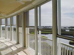 Motorized Screens from Mirage Retractable Screen Systems