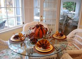 decoration dinner table diy thanksgiving decoration thanksgiving