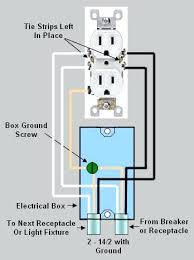 electric outlet wiring quad electrical outlet wiring diagram